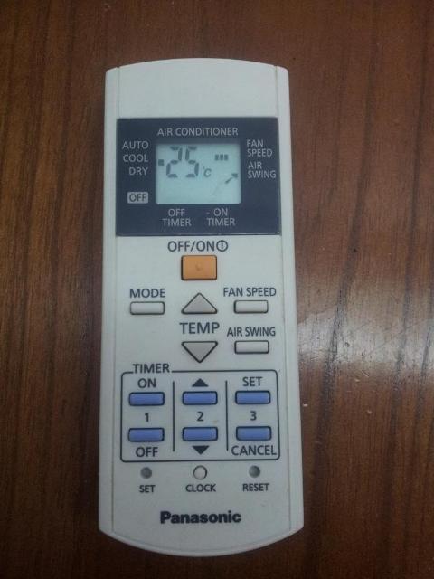 sửa chữa điều hòa panasonic tại nhà