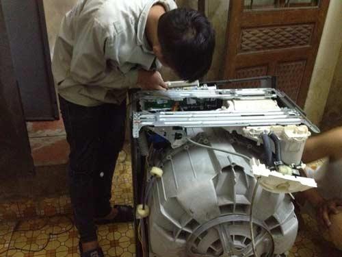 sửa máy giặt Midea