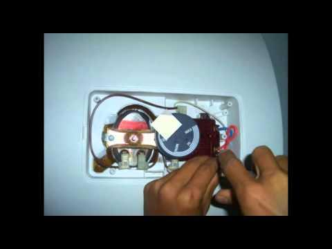 sửa chữa bình nóng lạnh picenza