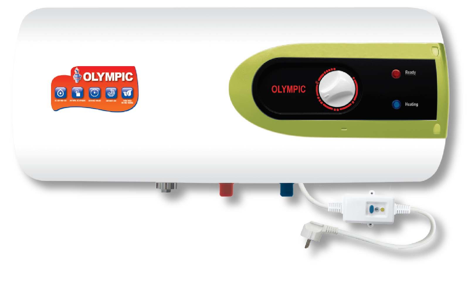 sửa chữa bình nóng lạnh Olympic