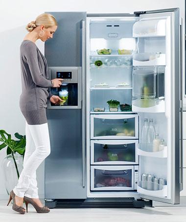 sửa chữa tủ lạnh side by side Samsung tại Hà Nội