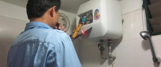 sửa chữa bình nóng lạnh tại mỹ đình