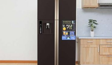 sửa tủ lạnh Hitachi side by side