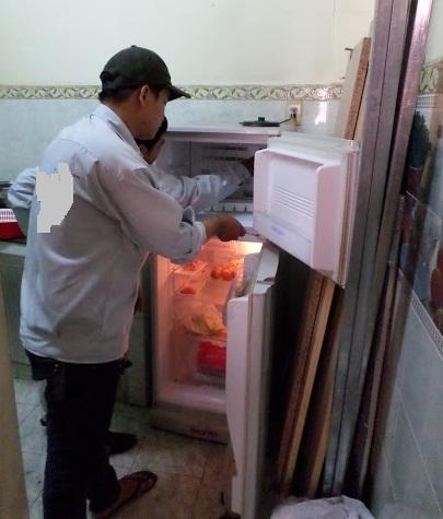 Trung tâm bảo hành tủ lạnh Panasonic tại Hà Nội chuyên nghiệp .4