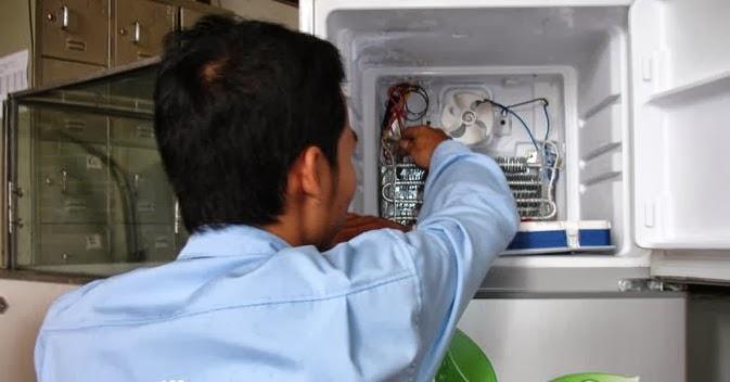 Trung tâm bảo hành tủ lạnh Sanyo uy tín chuyên nghiệp tại Hà Nội.4