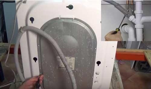 khắc phục lỗi 5E trên máy giặt Samsung