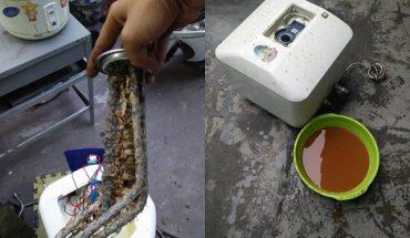 vệ sinh bảo dưỡng bình nóng lạnh