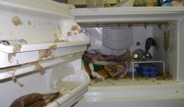 nổ tủ lạnh do nước có gas
