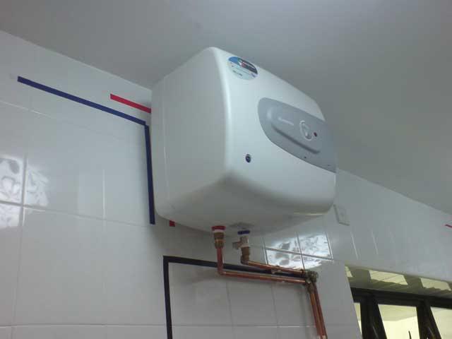 sửa chữa bình nóng lạnh Alpha