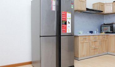 sửa tủ lạnh SHARP