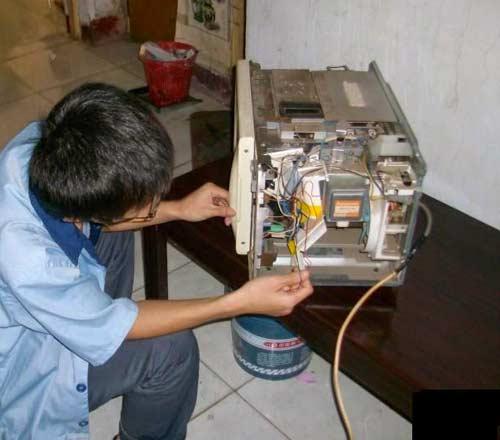 sửa lò vi sóng LG