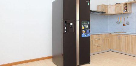 Kích thước tủ lạnh Side by side